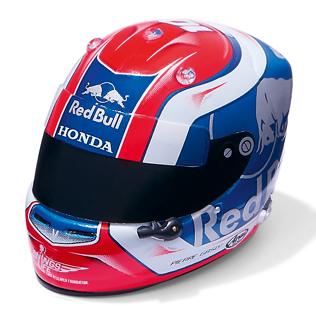 Minimax Pierre Gasly Season Minihelm 1:8 (STR19086): Scuderia Toro Rosso minimax-pierre-gasly-season-minihelm-1-8 (image/jpeg)