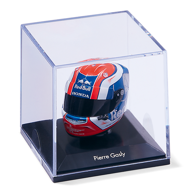 Minimax Pierre Gasly Season Minihelmet 1:8 (STR19086): Scuderia Toro Rosso minimax-pierre-gasly-season-minihelmet-1-8 (image/jpeg)