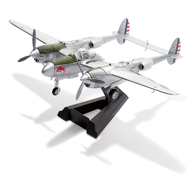 Plane Model Lightning 1:72 (TFB17001): The Flying Bulls plane-model-lightning-1-72 (image/jpeg)
