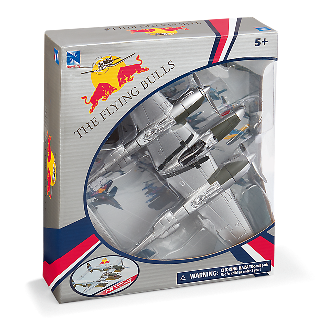 P-38 Red Bull 1:48 (TFB17005): The Flying Bulls p-38-red-bull-1-48 (image/jpeg)