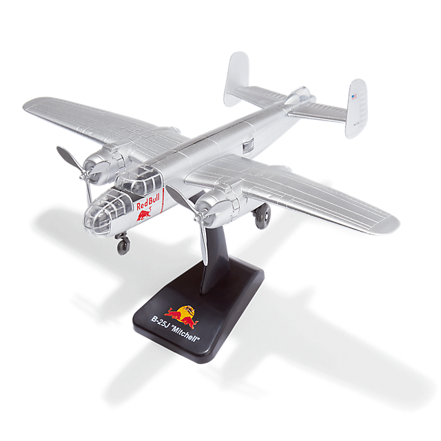 B-25 Mitchell Red Bull 1:72 (TFB17006): The Flying Bulls b-25-mitchell-red-bull-1-72 (image/jpeg)