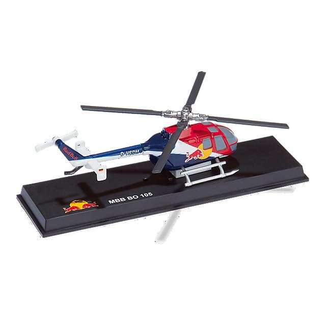 BO105 C Helicopter 1:90 (TFB17012): The Flying Bulls bo105-c-helicopter-1-90 (image/jpeg)