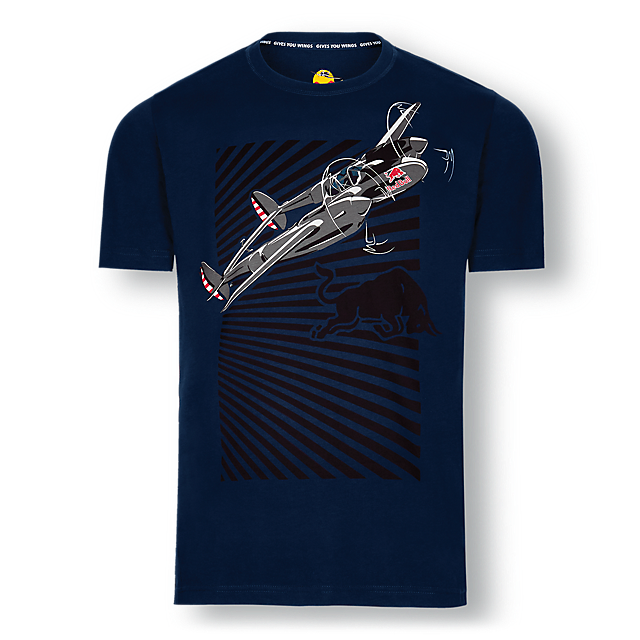 Lockheed P-38 Lightning T-Shirt (TFB17017): The Flying Bulls lockheed-p-38-lightning-t-shirt (image/jpeg)