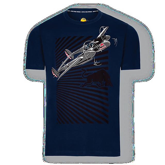 Lockheed P-38 Lightning T-Shirt (TFB17017): The Flying Bulls lockheed-p-38-lightning-t-shirt (image/jpeg)