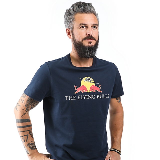 The Flying Bulls T-Shirt (TFB19005): The Flying Bulls the-flying-bulls-t-shirt (image/jpeg)
