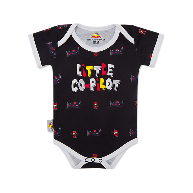 Little Co-Pilot Onesie (TFB19010): The Flying Bulls little-co-pilot-onesie (image/jpeg)
