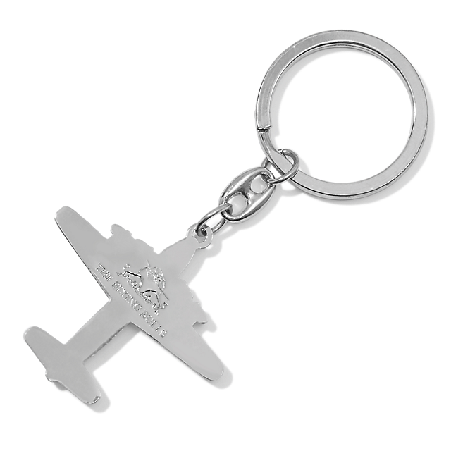 TFB DC-6 Metal Keyring (TFB19032): The Flying Bulls tfb-dc-6-metal-keyring (image/jpeg)