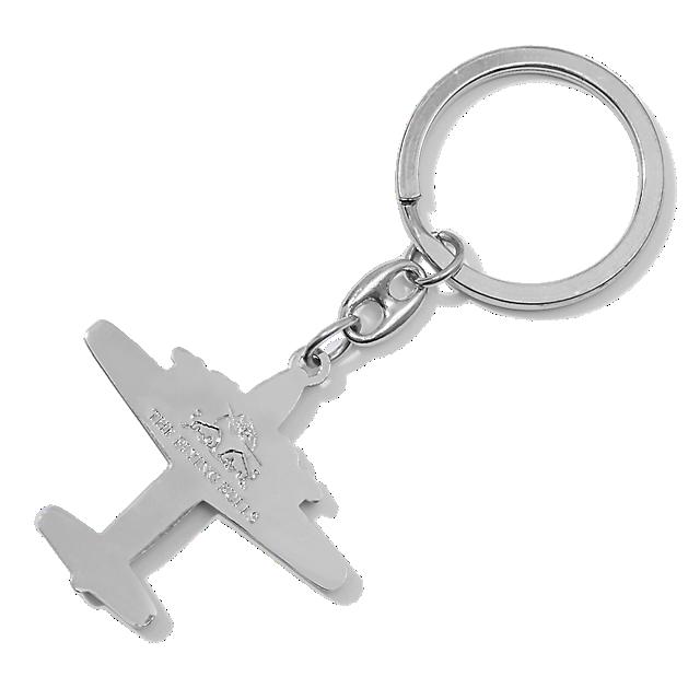 TFB DC-6 Metal Schlüsselanhänger (TFB19032): The Flying Bulls tfb-dc-6-metal-schluesselanhaenger (image/jpeg)