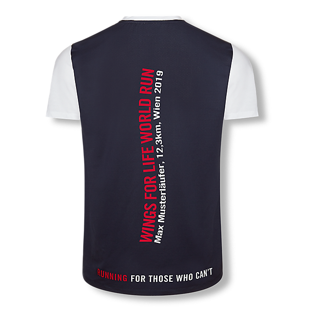 26189a044 Personalized Performance T-shirt (WFL19024): Wings for Life World Run  personalized-