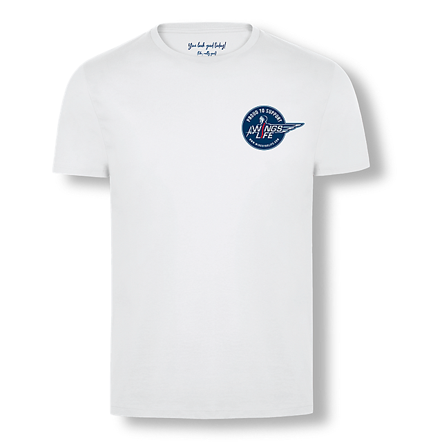 WFL Supporter T-Shirt (WFL19030): Wings for Life World Run wfl-supporter-t-shirt (image/jpeg)