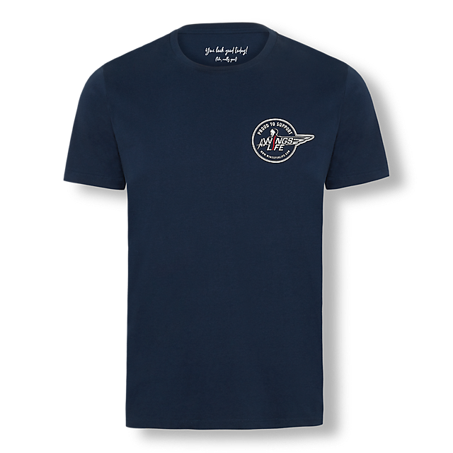 WFL Supporter T-Shirt (WFL19031): Wings for Life World Run wfl-supporter-t-shirt (image/jpeg)