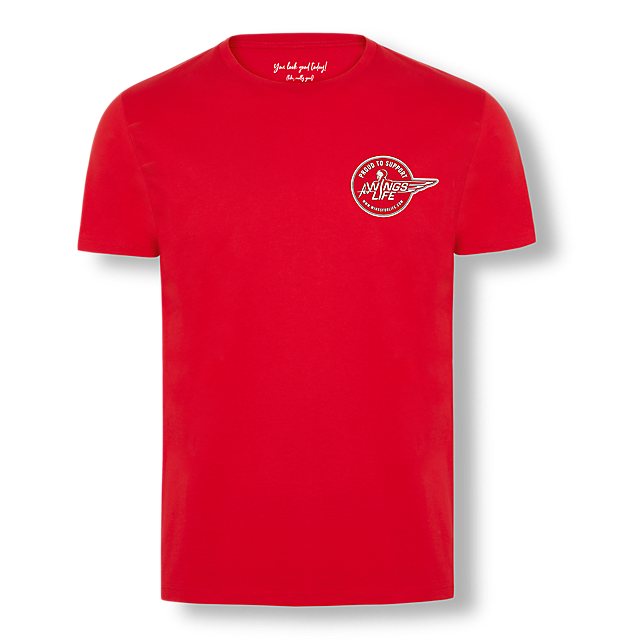 WFL Supporter T-Shirt (WFL19032): Wings for Life World Run wfl-supporter-t-shirt (image/jpeg)