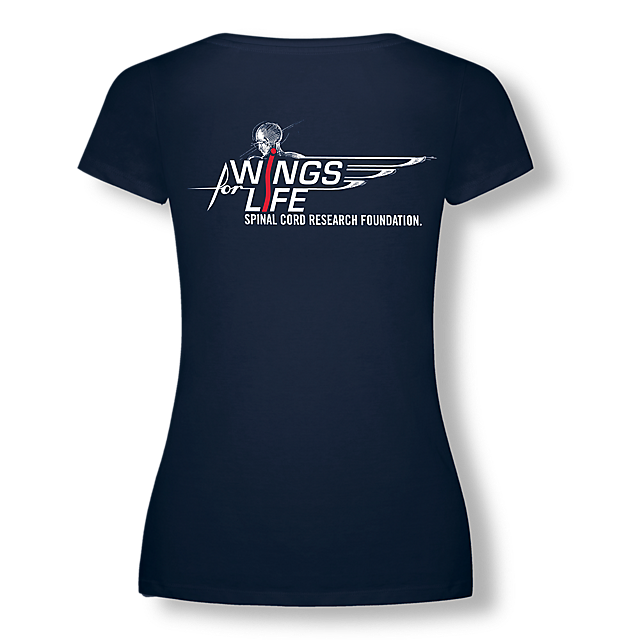 WFL Supporter T-Shirt (WFL19034): Wings for Life World Run wfl-supporter-t-shirt (image/jpeg)