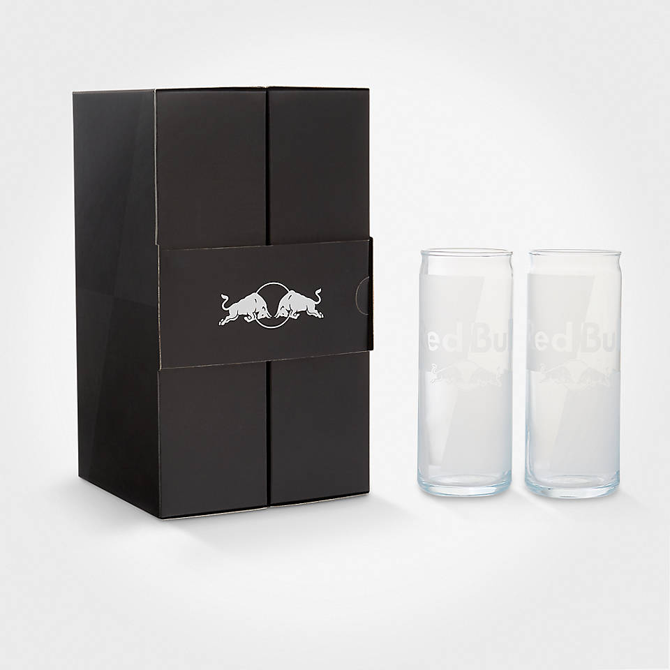 Red Bull Air Race Shop: Red Bull Glasses Set of 2 | only ...