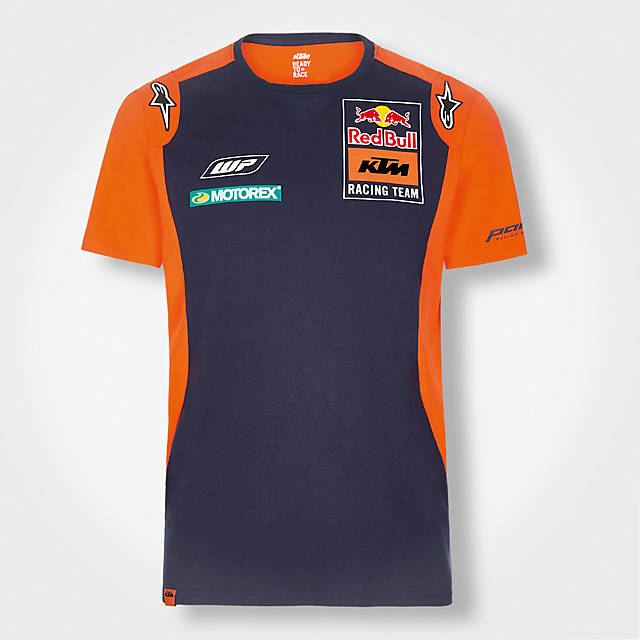 Official Teamline T-Shirt (KTM17004): Red Bull KTM Factory Racing official-teamline-t-shirt (image/jpeg)