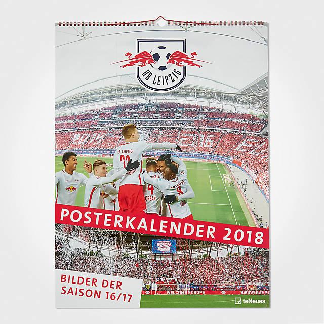 RBL Poster Calendar 2018 (RBL17195): RB Leipzig rbl-poster-calendar-2018 (image/jpeg)