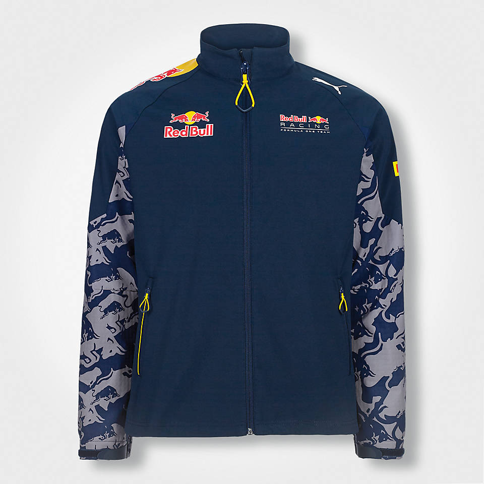 Official Teamline Softshelljacke (RBR16001): Red Bull Racing official-teamline-softshelljacke (image/jpeg)