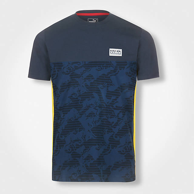 Stripede T-Shirt (RBR16075): Red Bull Racing stripede-t-shirt (image/jpeg)