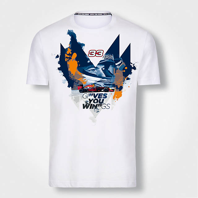 Max Verstappen Shard T-Shirt (RBR16164): Red Bull Racing max-verstappen-shard-t-shirt (image/jpeg)