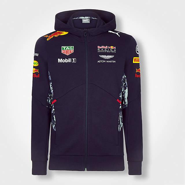 Official Teamline Zip Hoody (RBR17053): Red Bull Racing official-teamline-zip-hoody (image/jpeg)