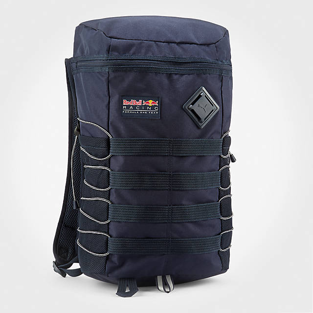 Reflective Backpack (RBR17126): Red Bull Racing reflective-backpack (image/jpeg)