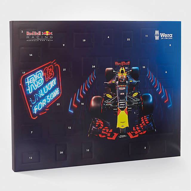 Wera Tools Advent Calendar (RBR17185): Red Bull Racing wera-tools-advent-calendar (image/jpeg)