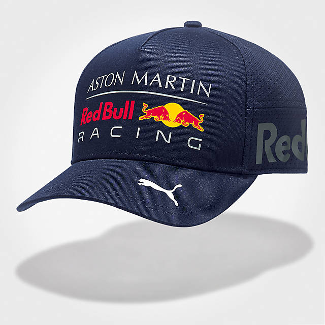 Official Teamline Cap (RBR18014): Red Bull Racing official-teamline-cap (image/jpeg)