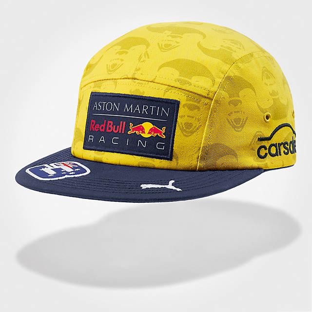 Daniel Ricciardo Straya Flatcap (RBR18020): Red Bull Racing daniel-ricciardo-straya-flatcap (image/jpeg)