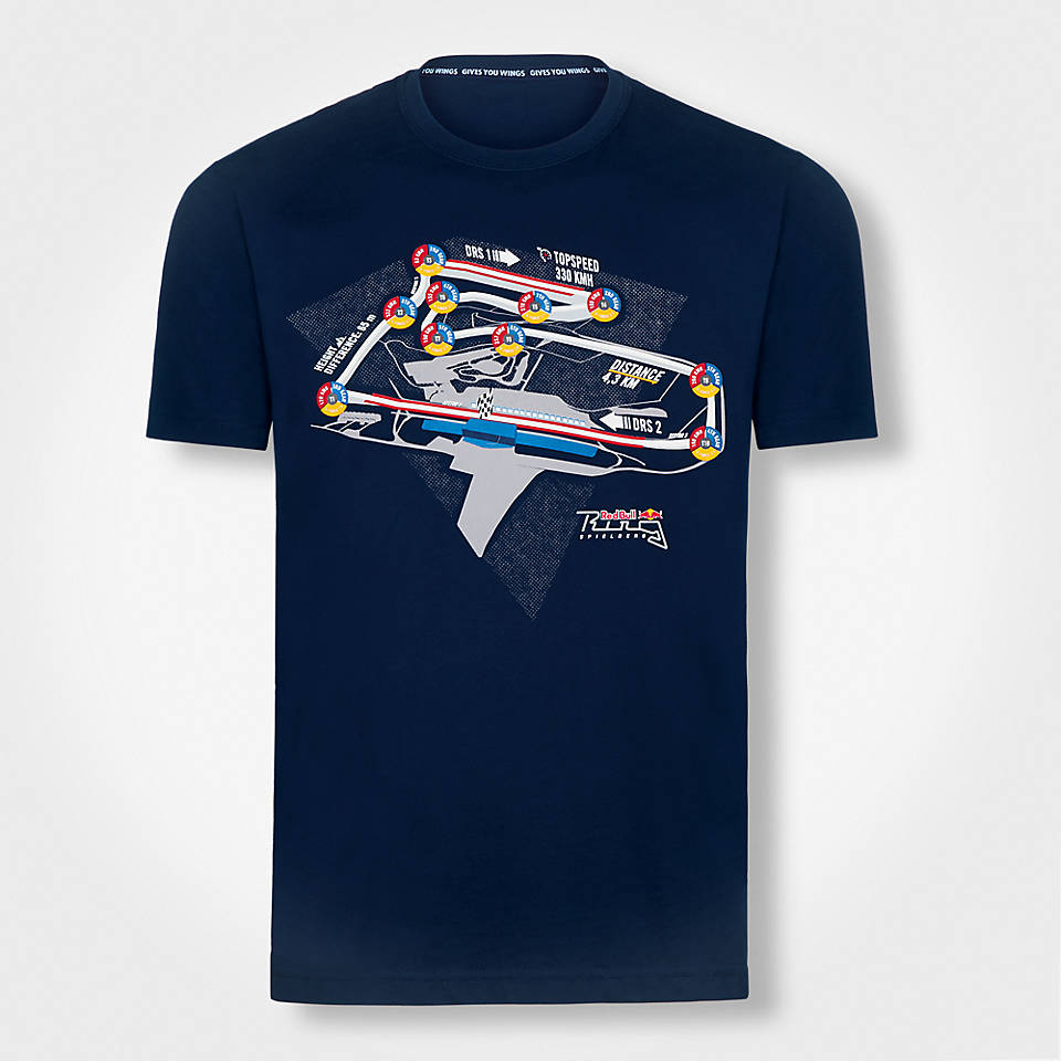 Telemetry T-Shirt (RRI17009): Red Bull Ring - Project Spielberg telemetry-t-shirt (image/jpeg)