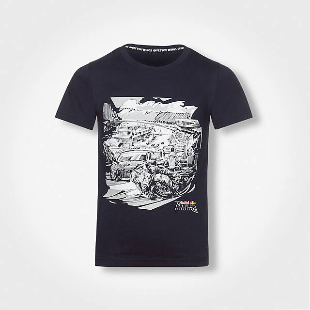 Spielberg Sketch T-Shirt (RRI18003): Red Bull Ring - Project Spielberg spielberg-sketch-t-shirt (image/jpeg)