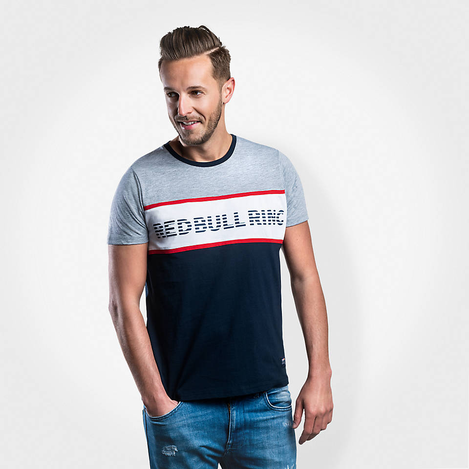 Racetrack T-Shirt (RRI19032): Red Bull Ring – Projekt Spielberg racetrack-t-shirt (image/jpeg)