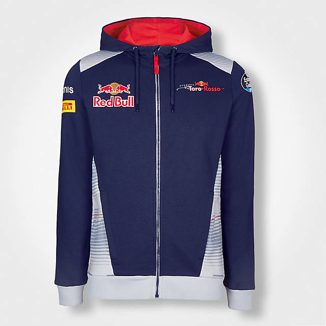 Official Teamline Zip Hoody (STR17006): Scuderia Toro Rosso official-teamline-zip-hoody (image/jpeg)