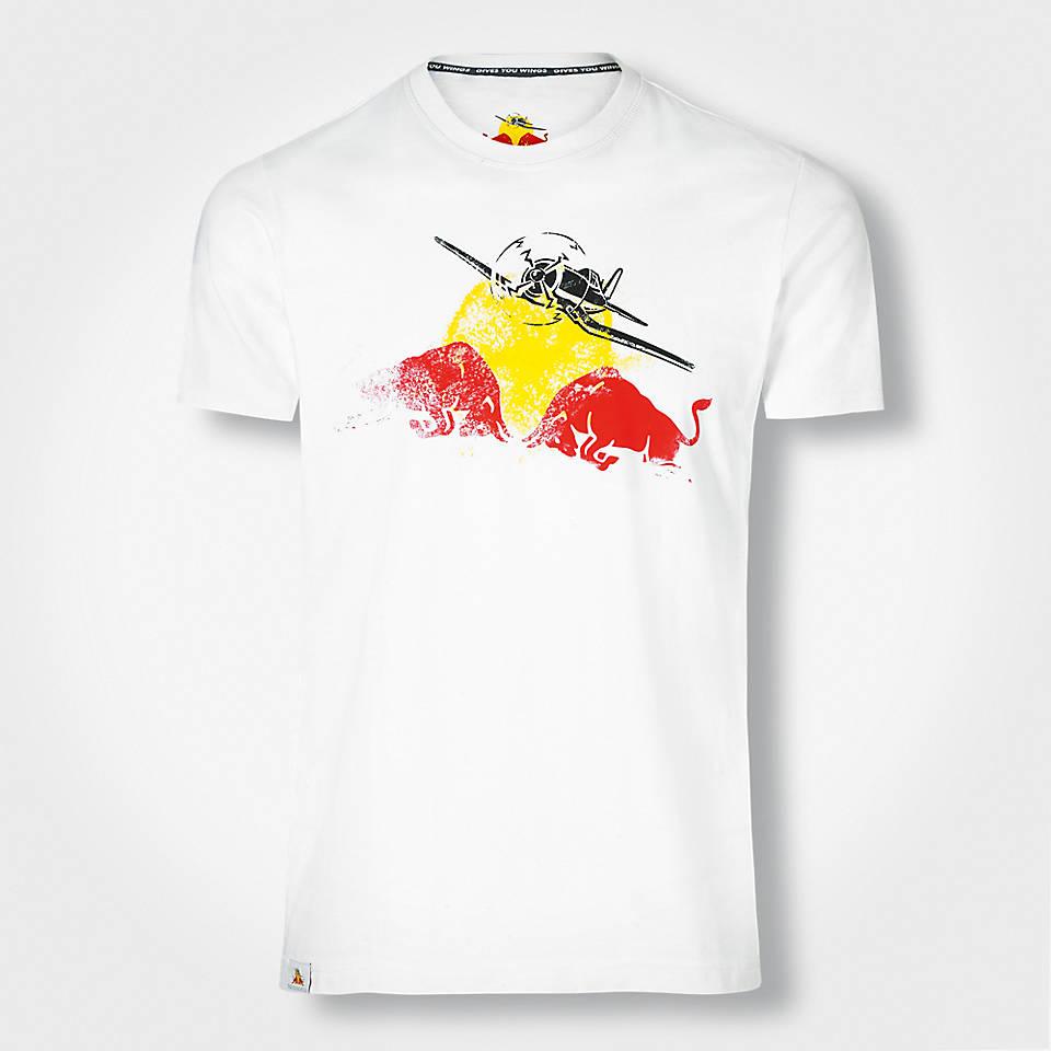 Stencil T-Shirt (TFB15008): The Flying Bulls stencil-t-shirt (image/jpeg)