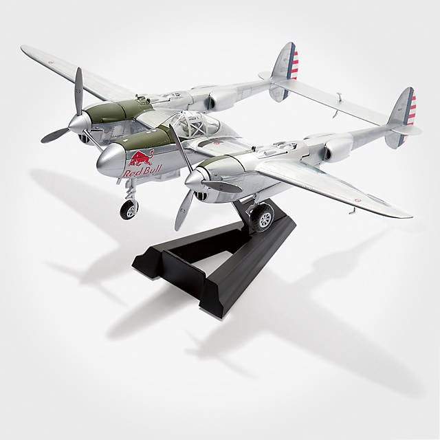 TFB Herpa Plane Model Lightning 1:72 (TFB17001): The Flying Bulls tfb-herpa-plane-model-lightning-1-72 (image/jpeg)