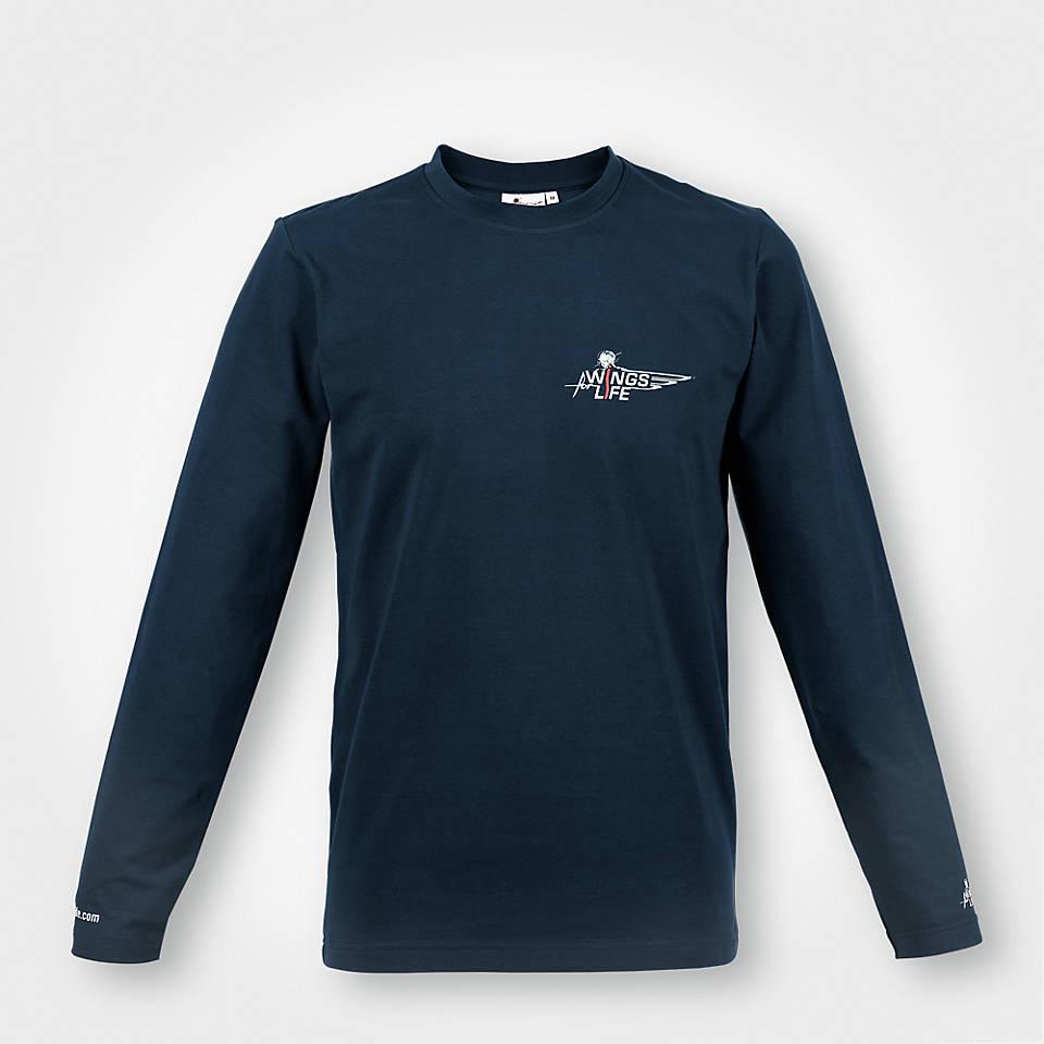 Longsleeve Shirt (WFL11002): Wings for Life World Run longsleeve-shirt (image/jpeg)