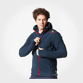Athletes Training Fleece Hoody (ATH16188): Red Bull Athleten Kollektion athletes-training-fleece-hoody (image/jpeg)