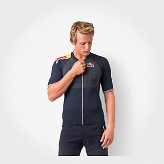 d84cdd14cc9 Athletes Speckled Bike Jersey (ATH17003)  Red Bull Athletes Collection  athletes-speckled-
