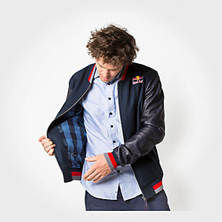 Athletes Collegejacke (ATH17029): Red Bull Athleten Kollektion athletes-collegejacke (image/jpeg)