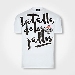 Batalla Freestyle T-Shirt (BDG17003): Red Bull Batalla De Los Gallos batalla-freestyle-t-shirt (image/jpeg)