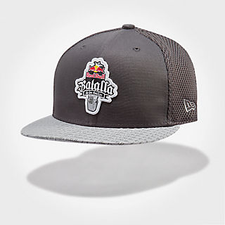 New Era 9Fifty Mesh Flatcap (BDG18005)  Red Bull Batalla De Los Gallos new 49d62ae5b4409