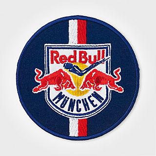 Logo Aufnäher (ECM14017): EHC Red Bull München logo-aufnaeher (image/jpeg)