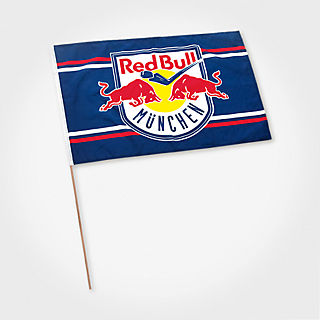 Match Flag (ECM15019): EHC Red Bull München match-flag (image/jpeg)