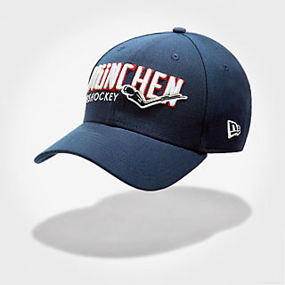 New Era 39Thirty Munich Cap (ECM15030): EHC Red Bull München new-era-39thirty-munich-cap (image/jpeg)