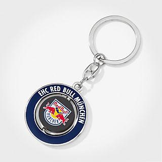 ECM Rotary Puck Schlüsselanhänger (ECM17030): EHC Red Bull München ecm-rotary-puck-schluesselanhaenger (image/jpeg)
