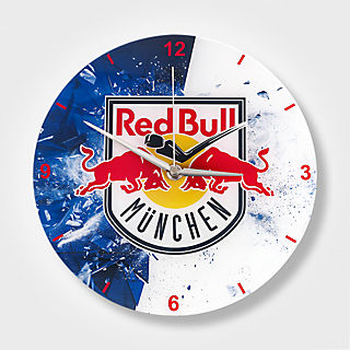 f7da912e88e3b ECM Wall Clock (ECM18043)  EHC Red Bull München ecm-wall-clock