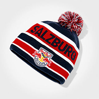 New Era Pompom Beanie (ECS16051): EC Red Bull Salzburg new-era-pompom-beanie (image/jpeg)
