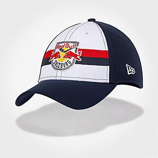New Era 39Thirty Striped Cap (ECS18024)  EC Red Bull Salzburg new-era c609343d15a