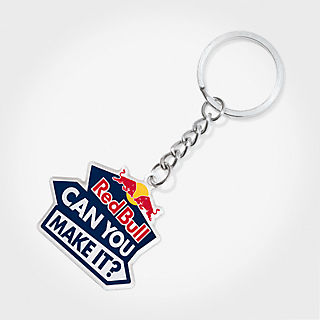 Adventure Keyring (GEN18027): Red Bull Can You Make It adventure-keyring (image/jpeg)