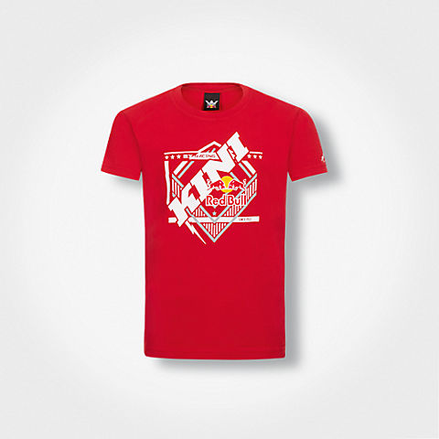 Slanted T-Shirt (KIN16085): Kini Red Bull Kollektion slanted-t-shirt (image/jpeg)