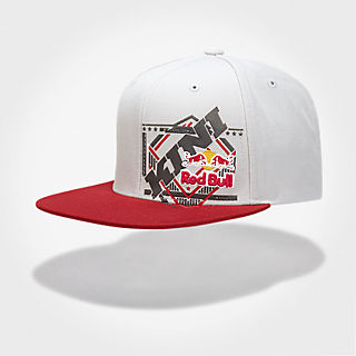 Slanted Cap (KIN16100): Kini Red Bull Collection slanted-cap (image/jpeg)